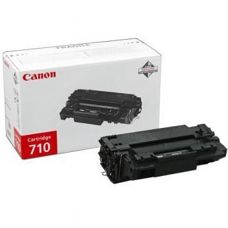 Canon originál toner CRG710, black, 6000s, 0985B001, Canon LBP-3460