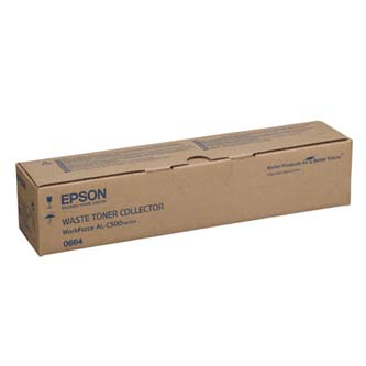 Epson originál odpadová nádobka C13S050664, 25000/75000s, AcuLaser C500DN