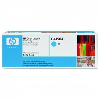 HP originál toner C4150A, cyan, 8500s, HP Color LaserJet 8500, N, DN, 8550, GN,