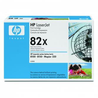 HP originál toner C4182X, black, 20000s, 82X, HP LaserJet 8100, N, DN, 8150, N,