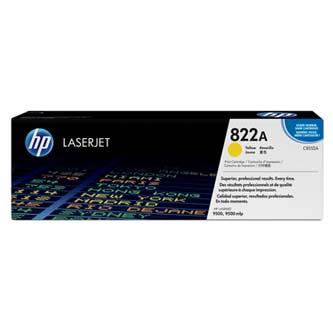 HP originál toner C8552A, yellow, 25000s, HP Color LaserJet 9500, N, HDN