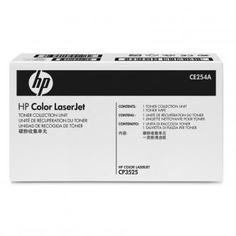 HP originál odpadová nádobka CE254A, Color LaserJet CP3525dn
