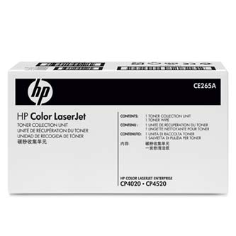 HP originál odpadová nádobka CE265A, 36000s, Color LaserJet CE265A