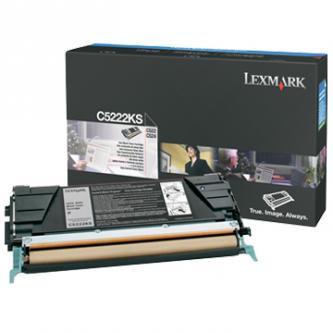 Lexmark originál developer 0C540X34G, yellow, 30000s, Lexmark X544x
