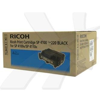 Ricoh originál toner 402810, 403180, 407008, black, 15000s, Ricoh SP 4100, N, 41