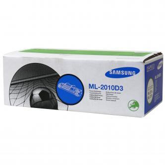 Samsung originál toner ML-2010D3, black, 3000s, Samsung ML-2010