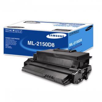 Samsung originál toner ML-2150D8, black, 8000s, Samsung ML-2150, 2151N, 2152W