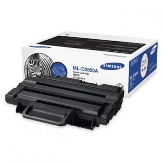 Samsung originál toner ML-D2850A, black, 2000s, Samsung ML-2850, 2851