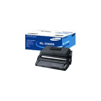 Samsung originál toner ML-3560D6, black, 6000s, Samsung ML-3560, 3561N, ND