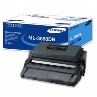Samsung originál toner ML-3560DB, black, 12000s, Samsung ML-3560, 3561N, ND