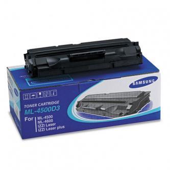 Samsung originál toner ML-4500D3, black, 3000s, Samsung ML-4500, 4600