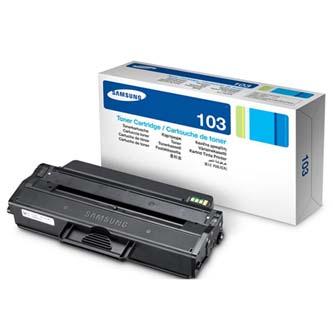 Samsung originál toner MLT-D103S, black, 1500s, Samsung ML-2950, ML-2955, SCX-47