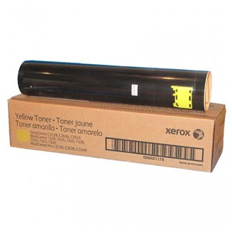 Xerox originál toner 006R01178, yellow, 16000s, Xerox WorkCentre PRO 7228