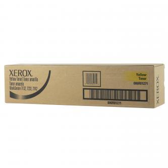 Xerox originál toner 006R01271, yellow, 7000s, Xerox WorkCentre 7132, 7232, 7242