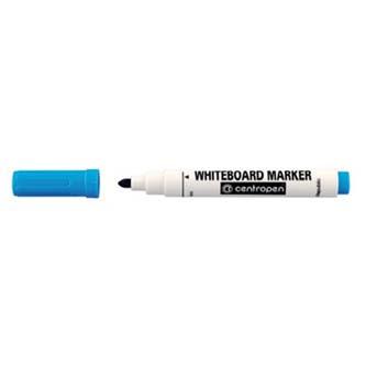 Popisovač 8559, 2.5mm, modrý, stieratelný, Centropen