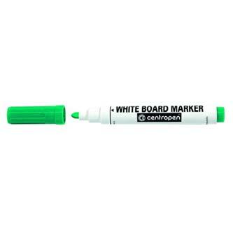 Popisovač 8559, 2.5mm, zelený, stieratelný, Centropen