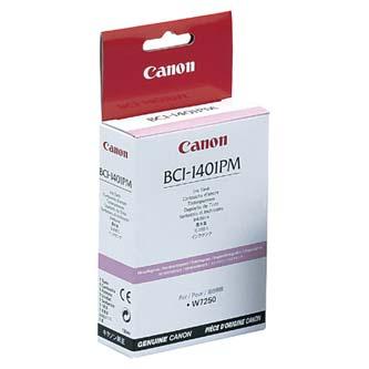Canon originál ink BCI1401PM, photo magenta, 7573A001, Canon W6400D, 7250