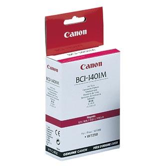 Canon originál ink BCI1401M, magenta, 7570A001, Canon W6400D, 7250