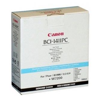 Canon originál ink BCI1411PC, photo cyan, 330ml, 7578A001, Canon W7200, 8400D, 8200D
