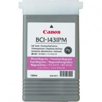 Canon originál ink BCI1431, photo magenta, 8974A001, Canon W6200, 6400P