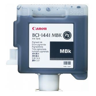 Canon originál ink BCI1441MBK, matte black, 330ml, 0174B001, Canon W8400P