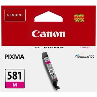 Canon originál ink CLI581 M, magenta, 5,6ml, 2104C001, Canon PIXMA TR7550, TR8550, TS6150, TS6151, TS8150, TS81