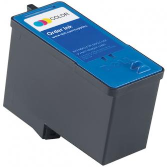 Dell originál ink 592-10227, 592-10292, CH884, GR277, color, high capacity, Dell 966, 968