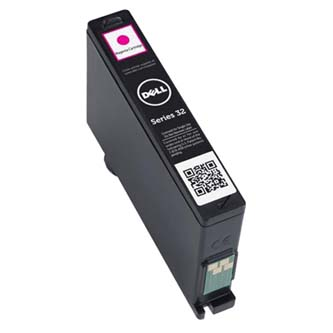 Dell originál ink 592-11817, 9VFFV, magenta, 475str., high capacity, Dell V525W, V725W