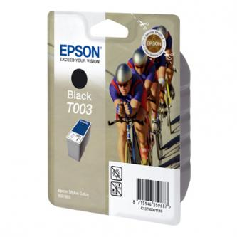 Epson originál ink C13T003011, black, 1200s, 34ml, Epson Stylus Color 900, 900 N, 980