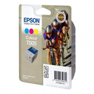 Epson originál ink C13T005011, color, 570s, 67ml, Epson Stylus Color 900, 980, N