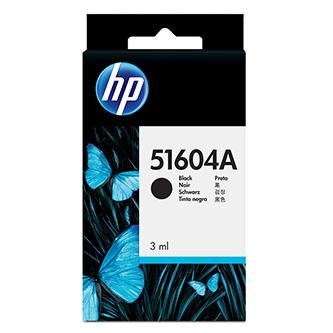 HP originál ink 51604A, black, HP ThinkJet