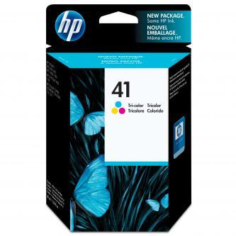 HP originál ink 51641AE, No.41, color, 460s, 39ml, HP DeskJet 820Cxi, 850C, 870Cxi, 1100c, 1600, OJ-1150