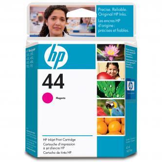 HP originál ink 51644ME, No.44, magenta, 42ml, HP DesignJet 350, 430, 488, 750C, 755CM
