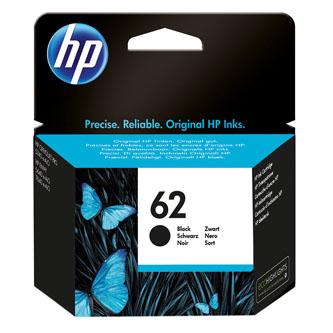 HP originál ink C2P04AE#301, HP 62, black, 200str., HP ENVY 5540 AIO, 5640 AIO, 7640 AIO, OJ 5740 AIO