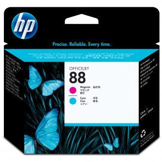 HP originál tlačová hlava C9382A, No.88, magenta/cyan, HP OfficeJet K550, dtn, dtwn