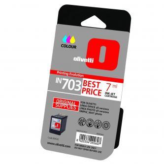 Olivetti originál ink B0632, color, 7ml, Olivetti Olivetti Linea Office/Olivetti Linea Office Wifi