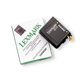 Lexmark originál ink 1380630, black, 700s, Lexmark 4070, 4071
