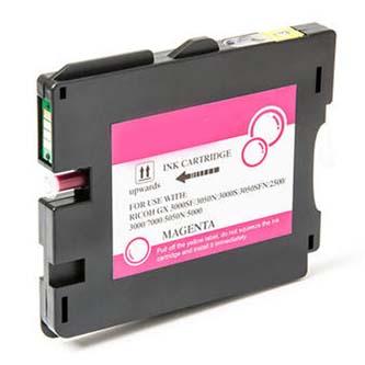 Ricoh originál gelová náplň 405538, magenta, 2300s, typ GC-21HM, Ricoh GX3000, 3050N, 5050N