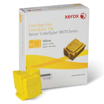 Xerox originál ink 108R00960, yellow, 17300s, Xerox ColorQube 8870