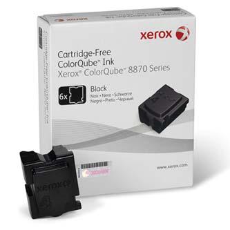 Xerox originál ink 108R00961, black, 17300s, Xerox ColorQube 8870