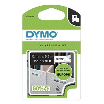 Dymo originál páska do tlačiarne štítkov, Dymo, 16959, S0718060, čierny tlač/bie