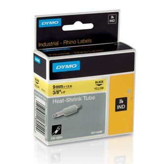 Dymo originál páska do tlačiarne štítkov, Dymo, 18054, S0718290, čierny tlač/žlt