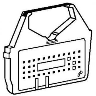 Páska pre písací stroj pre Olivetti ETV 2000, 2500, 2900, ETV 3000, 4000, čierna