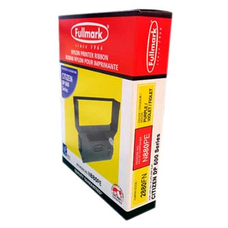 Fullmark kompatibil páska do pokladne, fialová, pre Citizen DP 600
