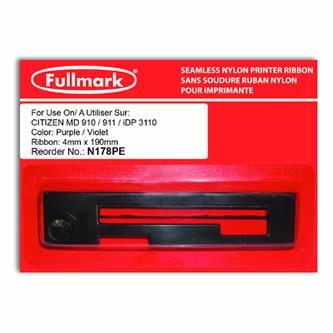 Fullmark kompatibil páska do tlačiarne, fialová, pre Citizen 910