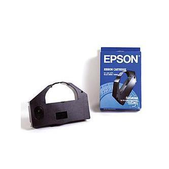 Epson originál páska do tlačiarne, C13S015066, čierna, Epson DLQ 3000, 3000+, 35