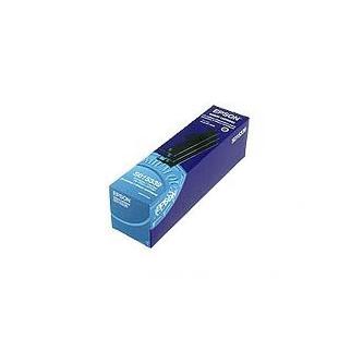 Epson originál páska do tlačiarne, C13S015339, čierna, 3ks, Epson PLQ 20, 20M