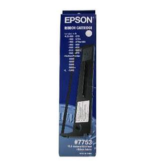 Epson originál páska do tlačiarne, C13S015337, čierna, Epson LQ 590