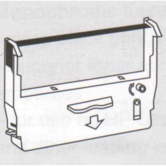 Fullmark kompatibil páska do pokladne, ERC 37, čierna, pre Epson