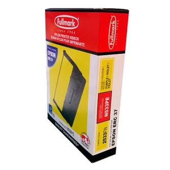 Fullmark kompatibil páska do pokladne, ERC 37, fialová, pre Epson